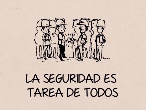 ANTOFAGASTA MINERALS – CAMPAÑA DE SEGURIDAD